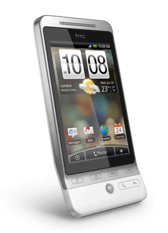 HTC Hero – a quick review