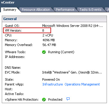 vCenter VM Hardware Upgrade results in Hung vCenter services