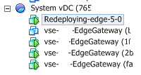 vCNS Edge Gateway re-sizing Compact/Large/X-Large