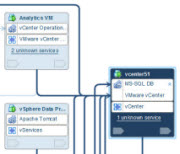 vCenter Infrastructure Navigator 2.0 integrated with vSphere Web Client