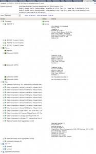 ESXi XH61V Hardware Status
